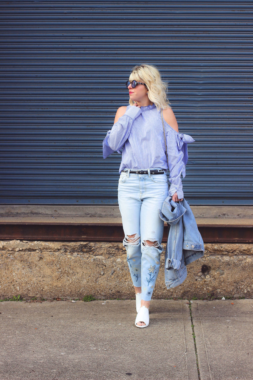 Silver Lining | Three Looks, One Top