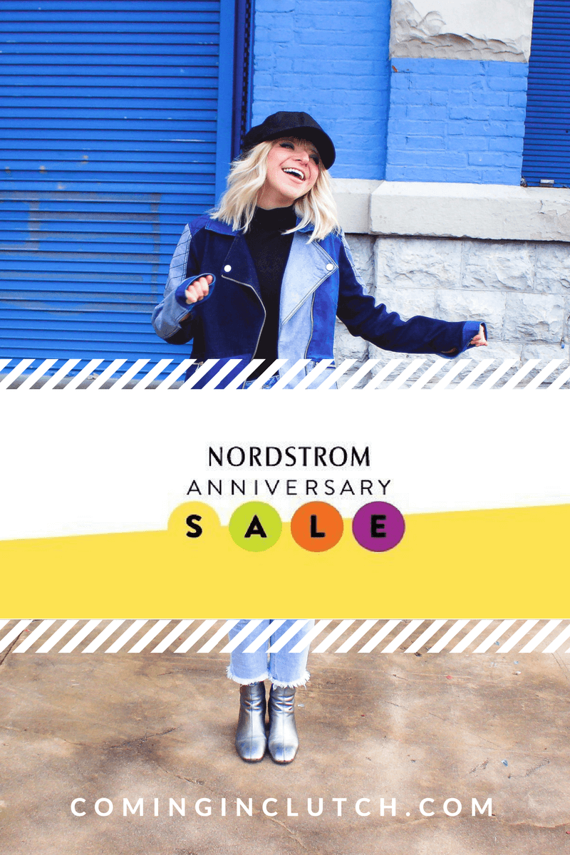 Everything You Need to Know For the Nordstrom Anniversary Sale + Fall 2017 Trend Report