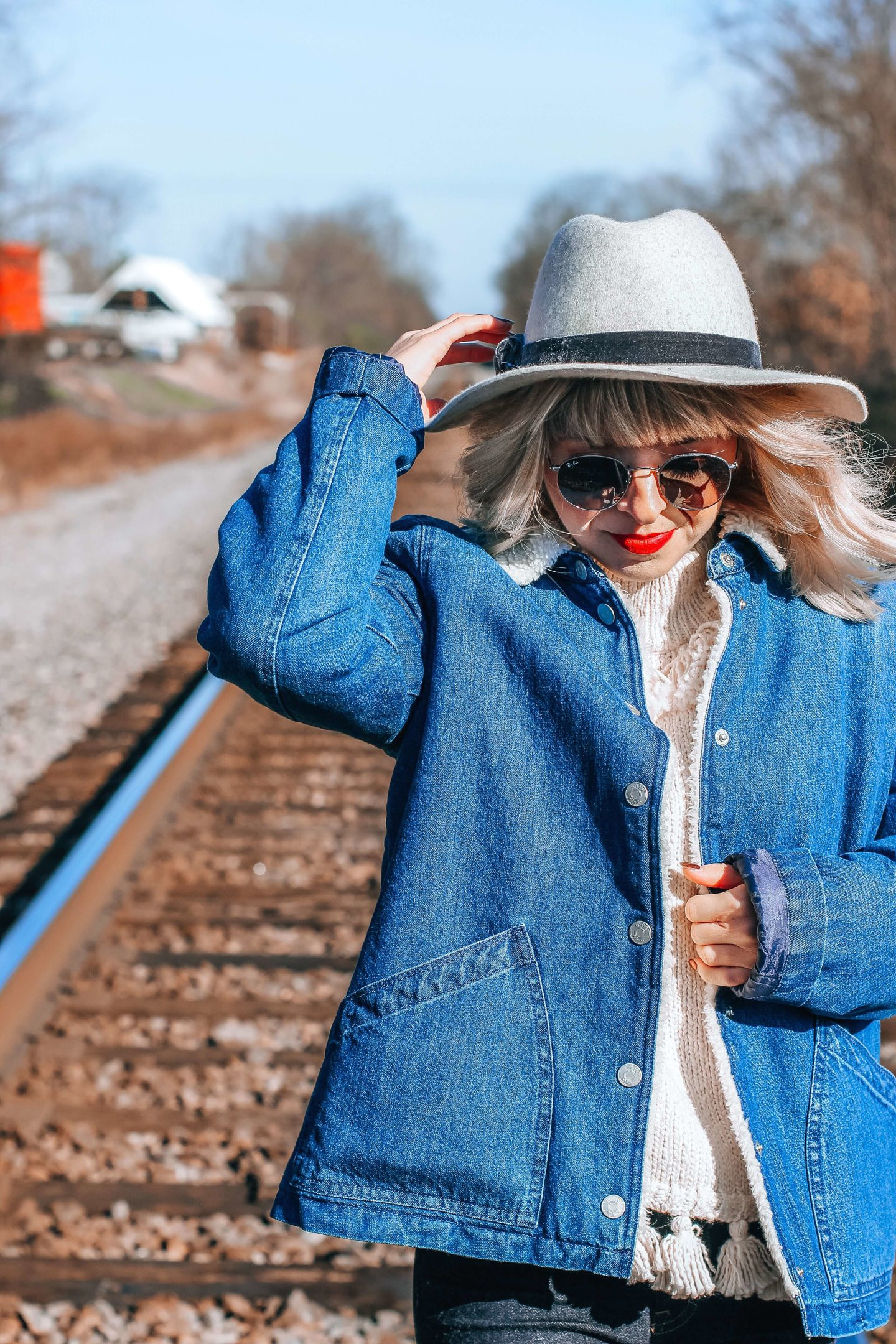 Blue Christmas | Denim Pieces You Can't Live Without